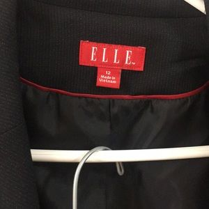 Elle Jackets & Coats - Elle suit cropped jacket with straight pants